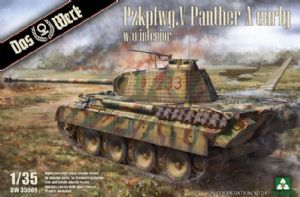 DW35009  Pzkpfwg. V Panther Ausf.A Early